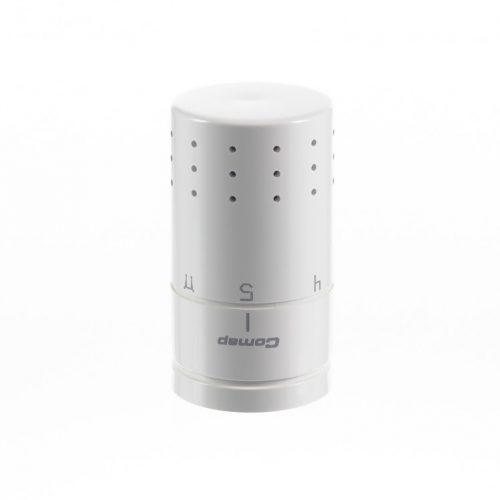 Głowica termostatyczna COMAP Sensitive Biała 5-29&degC M30x1,5